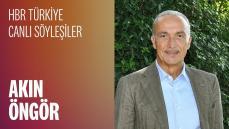 HBR Türkiye Canlı Söyleşiler: Akın Öngör