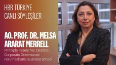 HBR Türkiye Canlı Söyleşiler: Melsa Ararat