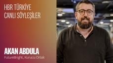 HBR Türkiye Canlı Söyleşiler: Akan Abdula