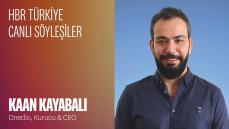 HBR Türkiye Canlı Söyleşiler: Kaan Kayabalı