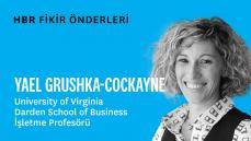 Canlı Yayın: HBR Fikir Önderleri | Yael Grushka-Cockayne